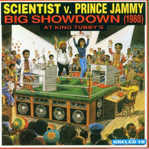 Prince Jammy - Big Showdown at King Tubby's By Prince Jammy