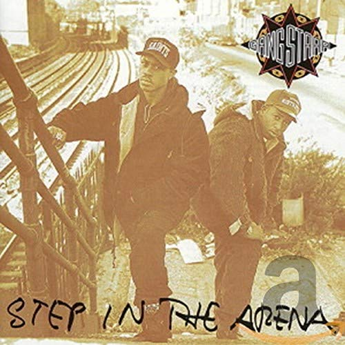 Step In The Arena By Guru