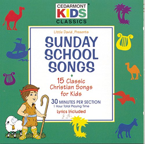Cedarmont Kids - Classics: Sunday School Songs