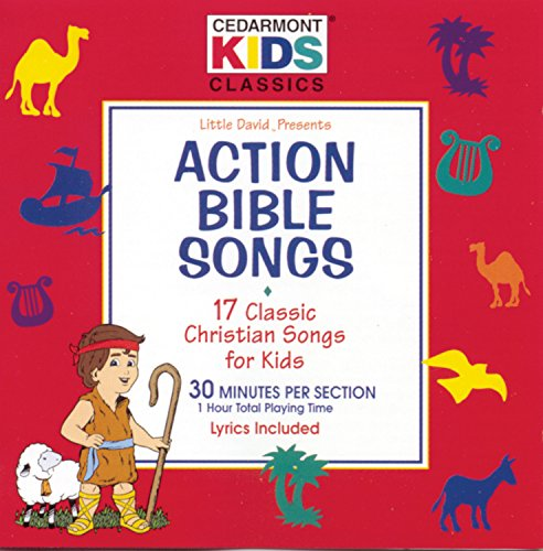 Cedarmont Kids - Classics: Action Bible Songs By Cedarmont Kids