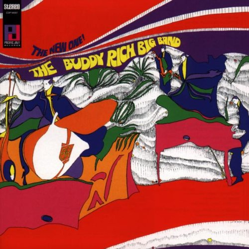 Rich, Buddy - The New One! By Rich, Buddy