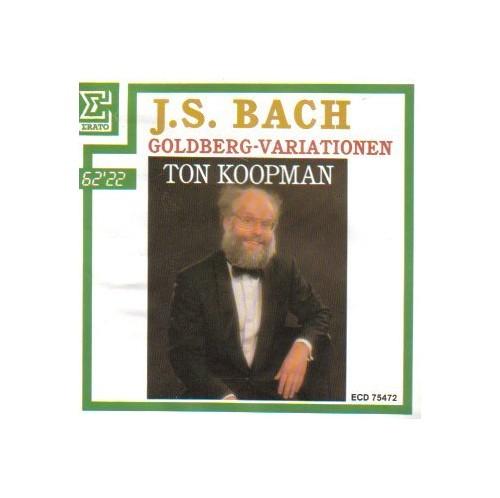 Koopman - Goldberg Variations By Koopman