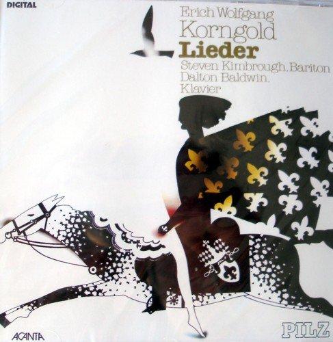 Dalton Baldwin - Korngold: Songs