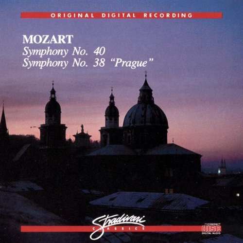 Slovak Philharmonic - Symphonies 38 & 40