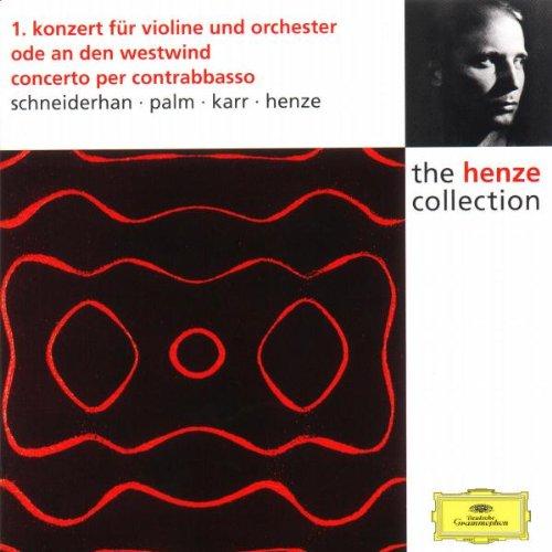Henze, Hans Werner - Henze - Double Bass Concerto