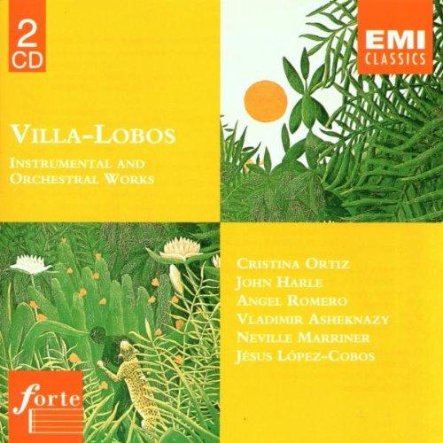 Villa-Lôbos: Instumental Works