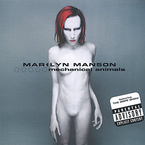 Marilyn Manson - Mechanical Animals By Marilyn Manson
