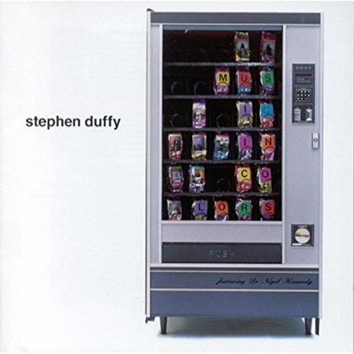 Duffy Stephen - Music in Colours By Duffy Stephen