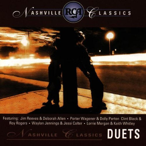 Various - Nashville Classic Duets By Various