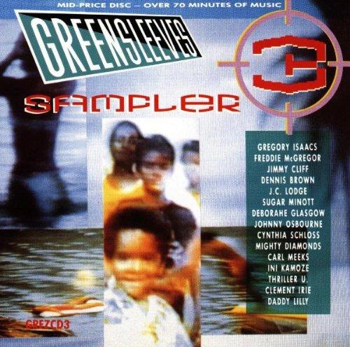 Various Artists - Greensleeves Reggae Sampler 3 By Various Artists