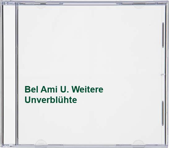 Prague Syncopated Or., Orig. - Bel Ami U. Weitere Unverblühte By Prague Syncopated Or., Orig.