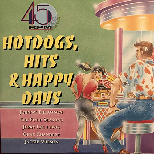 Various Artists - Hot Dogs Hits & Happy Days 6
