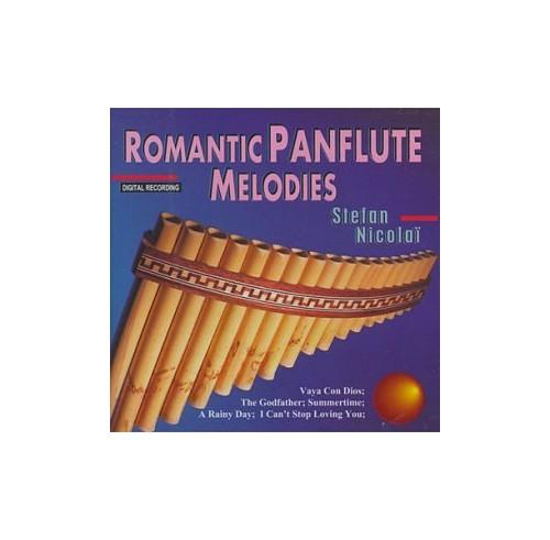 Romantic Panflute By Stefan Nicolai