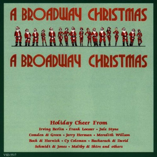 Various Artists - A Broadway Christmas By Various Artists
