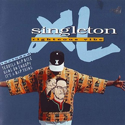 Xl Singleton - Righteous vibe (1993/94) By Xl Singleton