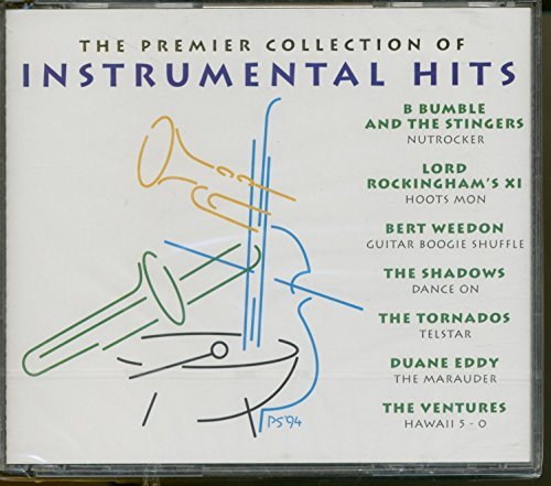 Various - Various - Instrumental Hits 2 By Various