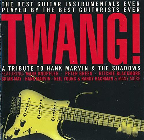 Various - Twang-Tribute to the Shadows