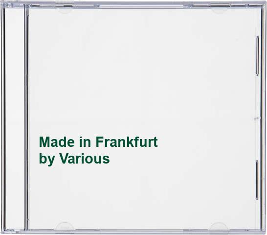 Various - Made in Frankfurt