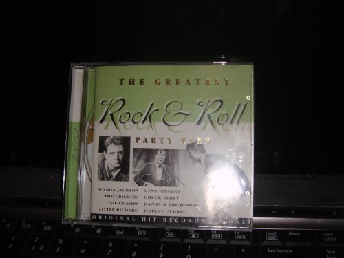 Various Artists - Greatest Rock & Roll Party Ever - Vol 1 By Various Artists