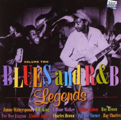Various Artists - Rhythm & Blues Legends Vol.2 By Various Artists