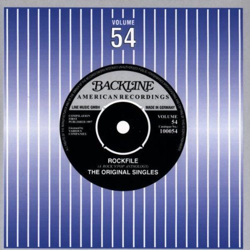 Various - Rockfile 54 By Various