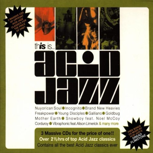 Various - This Is Acid Jazz By Various
