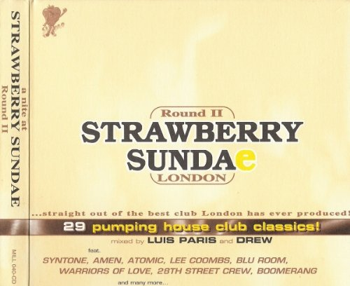 Various Artists - A Nite at Strawberry Sundae - Round II By Various Artists