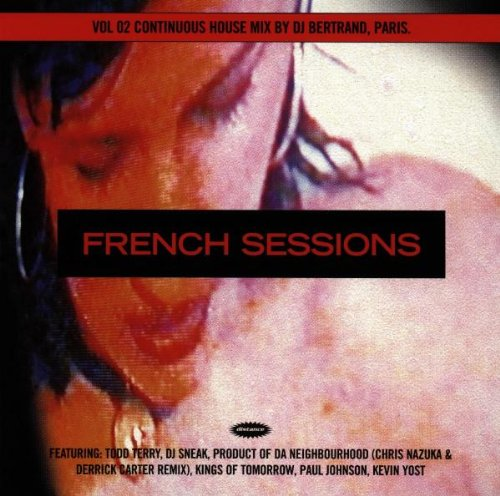 Various Artists - French Sessions - Volume 2 By Various Artists