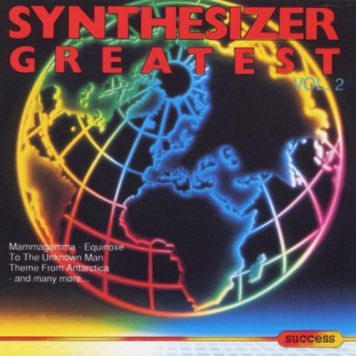 Synthesizer Greatest Vol. 2