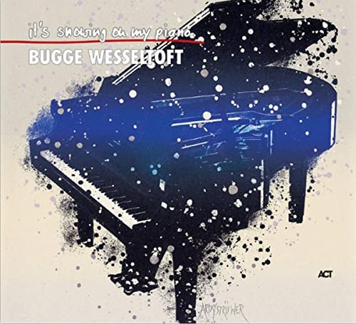 Wesseltoft, Bugge - It's Snowing on My Piano By Wesseltoft, Bugge