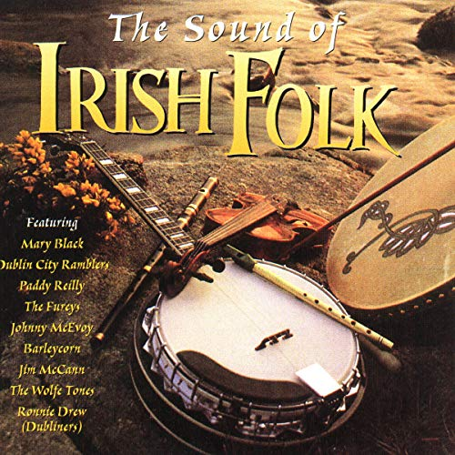 Various Artists - The Sound Of Irish Folk By Various Artists
