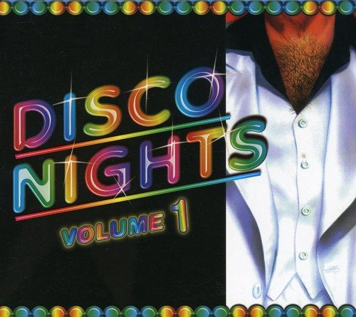 Various Artists - Disco Nights 1 -19tr-