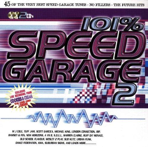 Various - 101% Speed Garage Vol 2