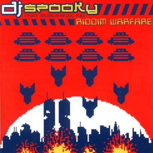 DJ Spooky - Raddim Warfare By DJ Spooky