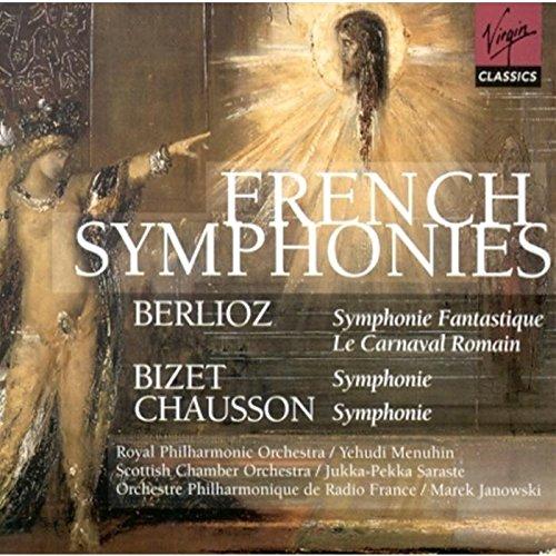 Berlioz/Bizet/Chausson - Symphonies (Sco, Saraste) By BerliozBizetChausson