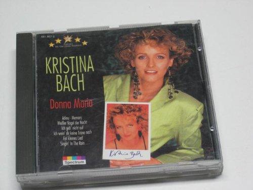 Kristina Bach - Donna Maria (compilation, 14 tracks)