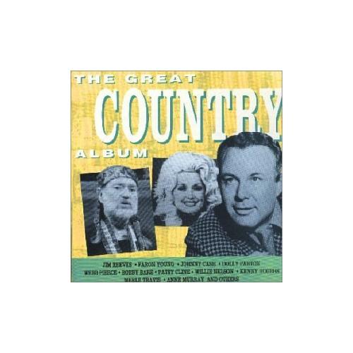 Various - Great Country Album By Various