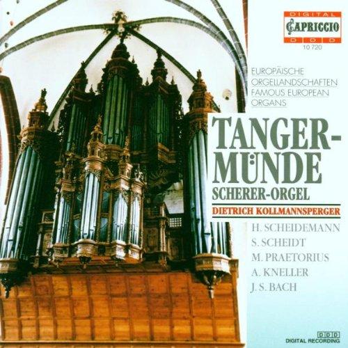 Scheidemann/Praetorius/Scheidt - Famous European Organs-Tangermünde By ScheidemannPraetoriusScheidt