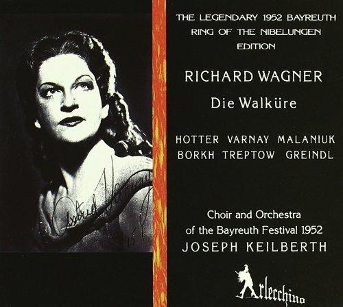 Wagner, R. - Walkure-Complete Opera