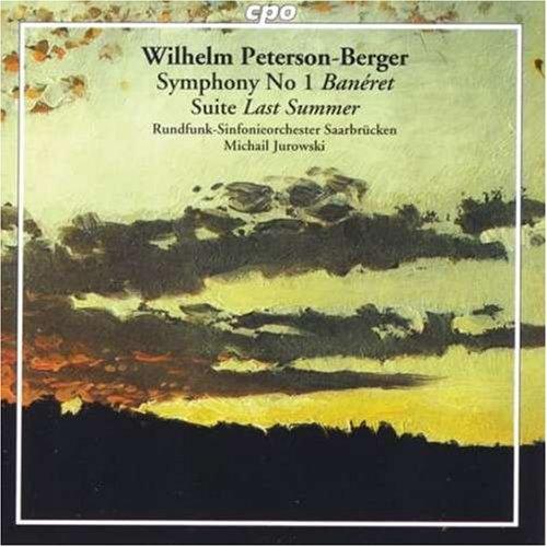 Saarbrücken Radio Symphony Orchestra - Peterson-Berger/Symphony No.1