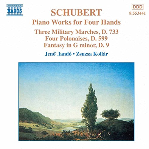 Schubert: Piano Works for Four Hands, Vol.2