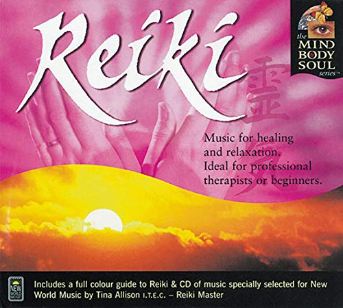 Tina Allison - Reiki: Music for healing and relaxation