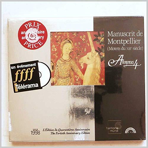 Manuscrit de Montpellier: Motets du 13th Sie?cle