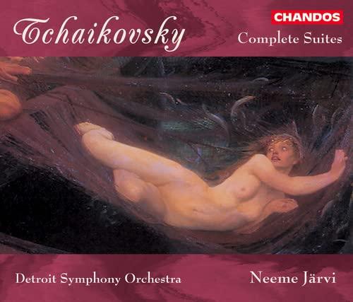 Tchaikovsky: Complete Suites