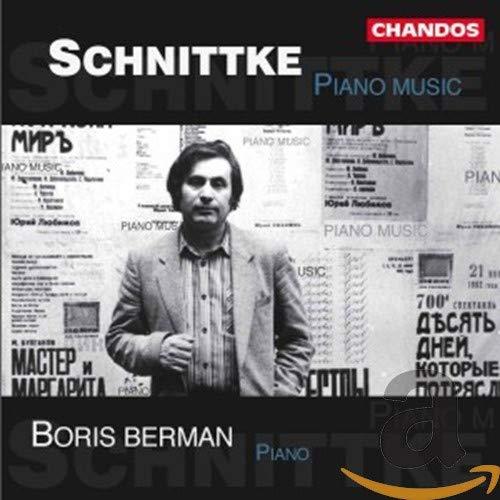 Schnittke: Piano Music