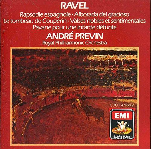Royal Philharmonic Orchestra - Rapsodie Espagnole / Valses Nobles Sentimentales By Royal Philharmonic Orchestra