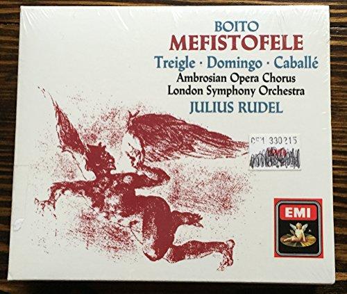 Rudel - Mefistofele By Rudel