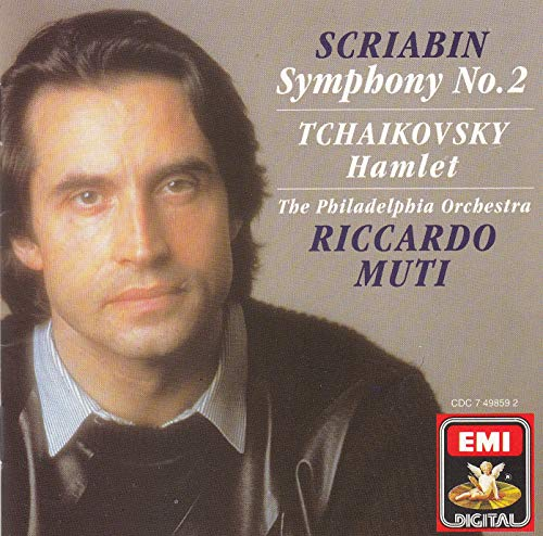 Scriabin:Symphony No.2, Tchaikovsky: Hamlet