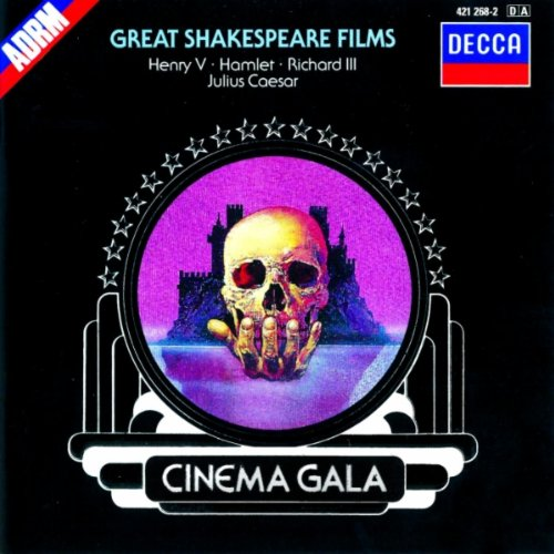 London Festival Orchestra -  Great Shakespeare Films By London Festival Orchestra