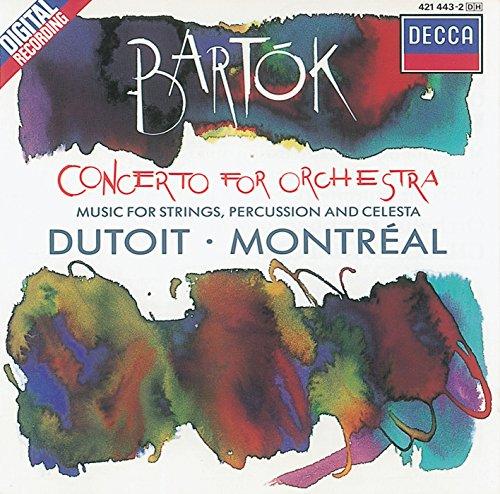 Concerto for Orchestra / Music for Strings, Percussion & Celesta